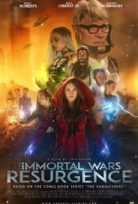 The Immortal Wars: Resurgence izle HD