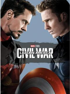Kaptan Amerika 3 İç Savaş HD İzle   HD