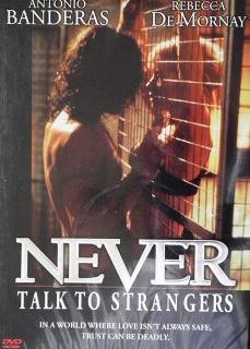Never Talk To Strangers +18 Film İzle | HD
