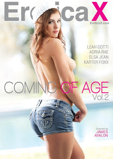 Coming Of Age 2 HD Kaliteli 1080p Erotik Filmi İzle izle